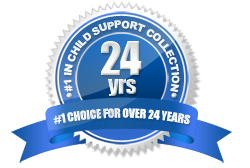 Trusted Child Support Collection for Over 24 Years
